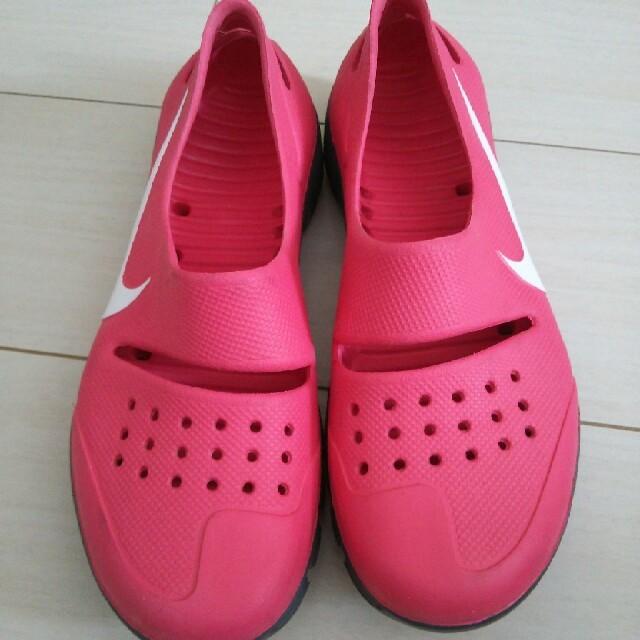 NIKEスニーカー夏物サンダルレディースメンズ レディースの靴/シューズ(スニーカー)の商品写真