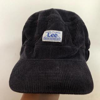 リー(Lee)のキッズ Leeコーディロイキャップ 54cm(帽子)