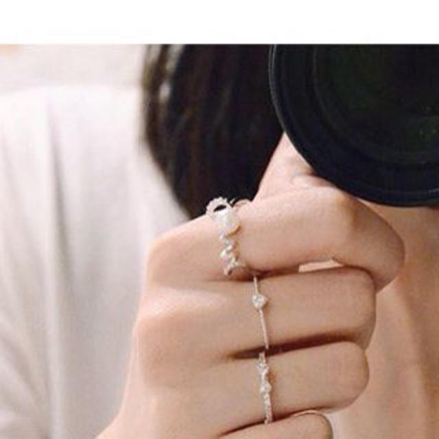 定価1万円⭐️14KGB⭐️リング レディースのアクセサリー(リング(指輪))の商品写真