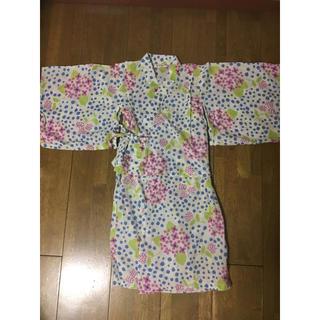 ampersand - 女の子浴衣♡110cm