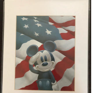 ディズニー(Disney)のディズニー ミッキー アート(アート/写真)