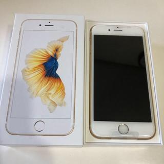 iPhone - iPhone6s 32GB ゴールド