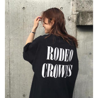 RODEO CROWNS WIDE BOWL - Champion ルーズT ワンピース