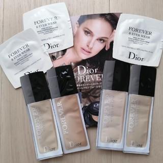 ディオール(Dior)のDior💗お試しセット(ファンデーション)