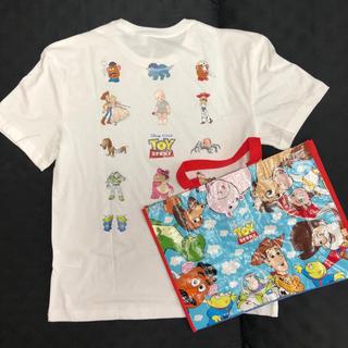 エイチアンドエム(H&M)のトイストーリー Tシャツ S新品(Tシャツ/カットソー(半袖/袖なし))