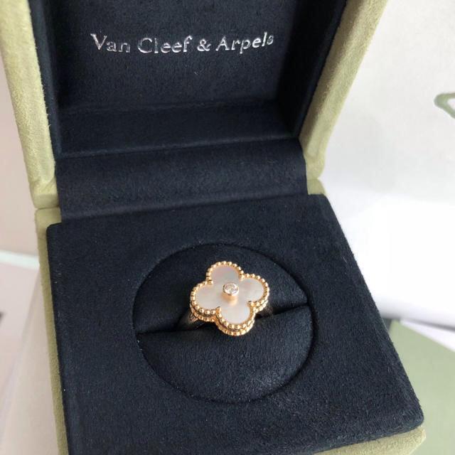 Van Cleef & Arpels(ヴァンクリーフアンドアーペル)のご専用 です ヴァンクリーフ アンド アーペル  ヴィンテージ リング レディースのアクセサリー(リング(指輪))の商品写真