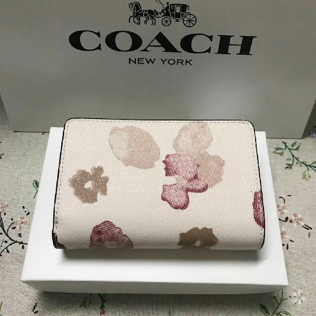 COACH(コーチ)の新品COACH コーチ 二つ折り財布 正規品 アウトレットF39172 メンズのファッション小物(折り財布)の商品写真