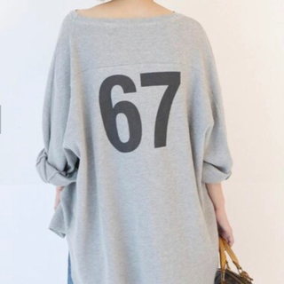 DEUXIEME CLASSE - 美品★CALUX FOOT BALL Tシャツ