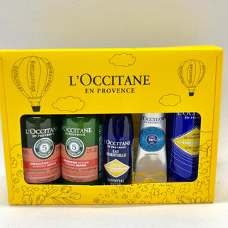 L'OCCITANE - キット ロクシタン プラス 洗顔 化粧水 シャンプー コンディショナー 等セット