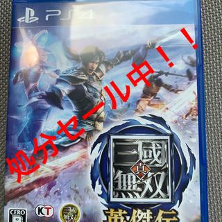 PlayStation4 - 真・三國無双 英傑伝 通常版 PS4版