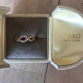 ミキモト(MIKIMOTO)の銀座和光 WAKO リング (リング(指輪))