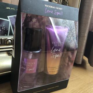 ヴィクトリアズシークレット(Victoria's Secret)のヴィクトリアシークレット ラブスペル ボディーミスト&ボディークリーム(ボディクリーム)