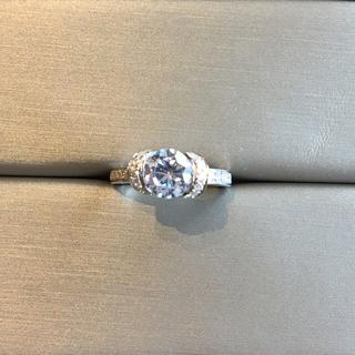 ドゥロワー(Drawer)の人工ダイヤモンド リング(リング(指輪))