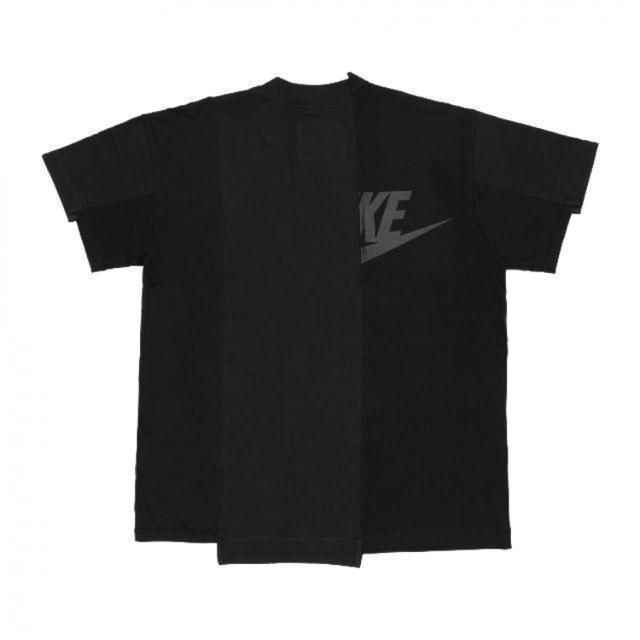 sacai(サカイ)の木曜取下げゲリラ値引き NIKE sacai ハイブリッド tee M Tシャツ レディースのトップス(Tシャツ(半袖/袖なし))の商品写真