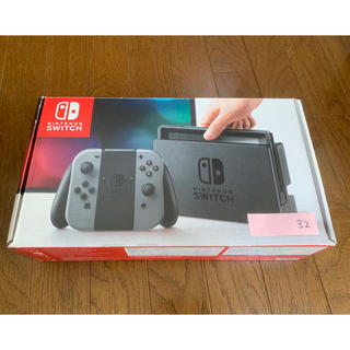 Nintendo Switch - Nintendo Switch Joy-Con(L)/(R) グレー