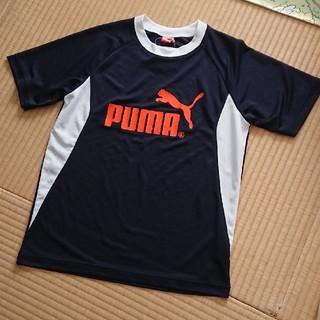 プーマ(PUMA)のPUMA プーマ スポーツ Tシャツ 160(Tシャツ/カットソー)