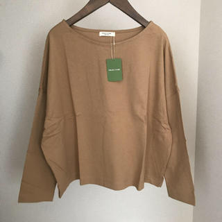 フリークスストア(FREAK'S STORE)のFREAK'S STORE フリークスストア ビッグシルエットバスクTシャツ(Tシャツ(長袖/七分))