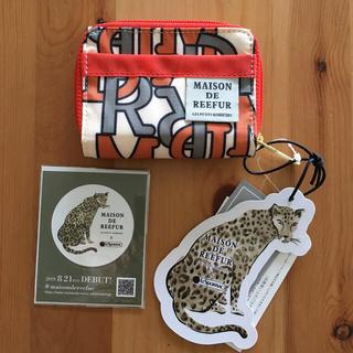 メゾンドリーファー(Maison de Reefur)のメゾンドリーファー × レスポートサック ウォレット(財布)