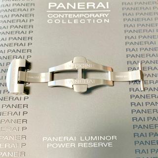 パネライ(PANERAI)のPANERAI パネライ D バックル  正規品  尾錠 未使用(金属ベルト)