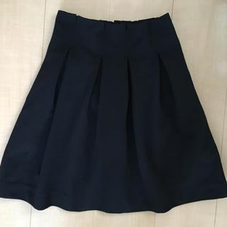 マーキュリーデュオ(MERCURYDUO)のマーキュリーデュオ 黒スカート Sサイズ(ミニスカート)