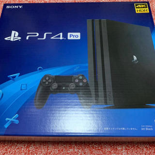 PlayStation4 - 【新品未開封】PS4 PRO CUH-7200B 1TB