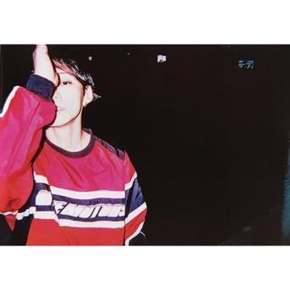 ミハラヤスヒロ(MIHARAYASUHIRO)の【専用】【MYne】 MYNE MOTORSナイロンスウェット(スウェット)