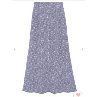 フレイアイディー(FRAY I.D)のフレイアイディー  フレアナロースカート(ロングスカート)