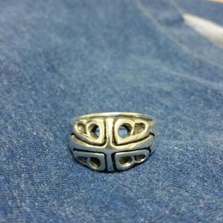 クロムハーツ風 シルバー925 リング(リング(指輪))
