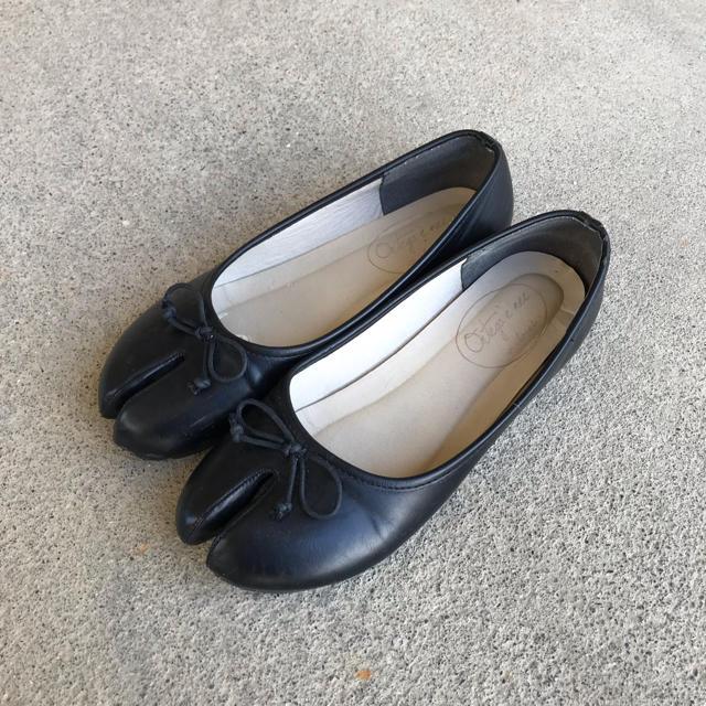 w closet(ダブルクローゼット)の足袋シューズ レディースの靴/シューズ(バレエシューズ)の商品写真