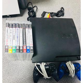 PlayStation3 - ps3 本体 ソフト付き