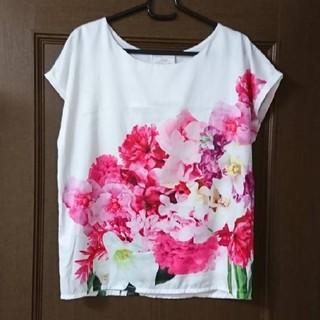 レディー(Rady)のRady フラワーブーケ トップス Datura(Tシャツ(半袖/袖なし))