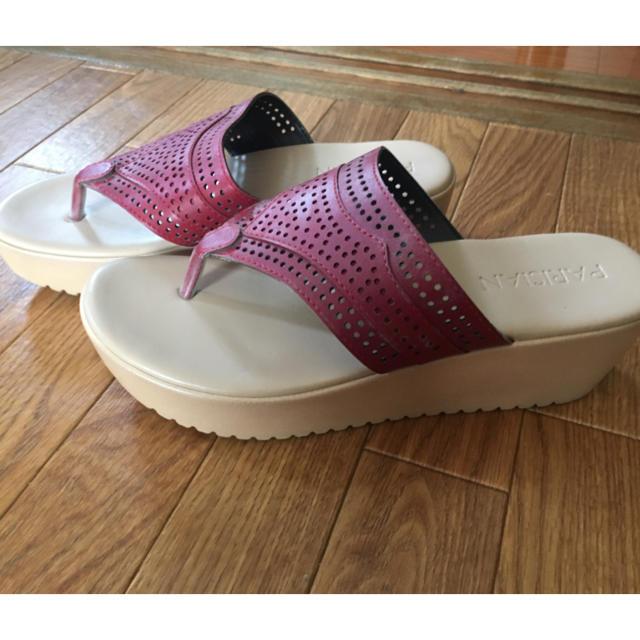 可愛いサンダル 23.5 レディースの靴/シューズ(サンダル)の商品写真