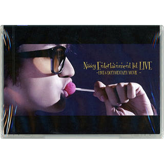 AAA - nissy entertainment 1st live dvd