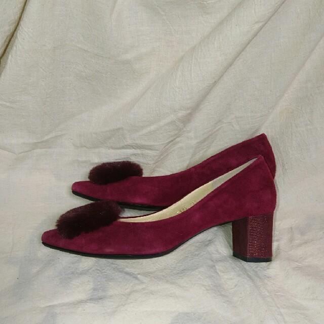 UNTITLED(アンタイトル)のアンタイトル パンプス  レディースの靴/シューズ(ハイヒール/パンプス)の商品写真