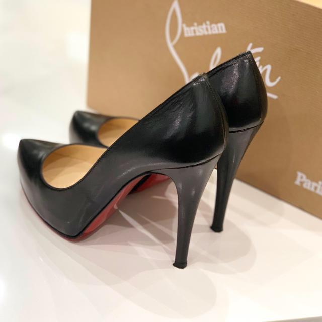 Christian Louboutin(クリスチャンルブタン)の1097 クリスチャンルブタン パンプス レディースの靴/シューズ(ハイヒール/パンプス)の商品写真