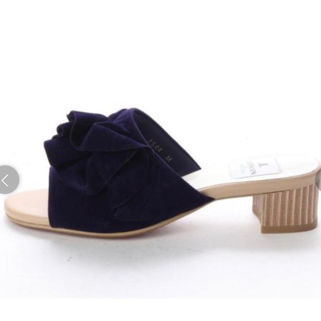 LANVIN en Bleu(ランバンオンブルー)のランバンオンブルー 2019サンダル レディースの靴/シューズ(サンダル)の商品写真