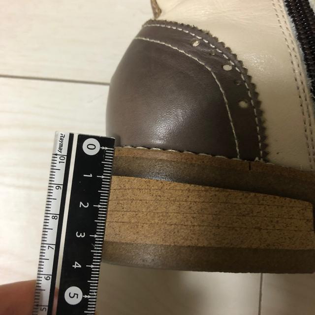 あしながおじさん(アシナガオジサン)のむみこ様専用あしながおじさん ショートブーツ レディースの靴/シューズ(ブーツ)の商品写真