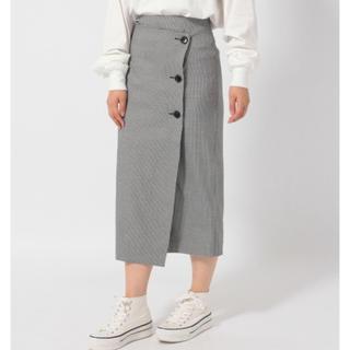ローリーズファーム(LOWRYS FARM)のローリーズファーム チェックタイトスカート(ひざ丈スカート)