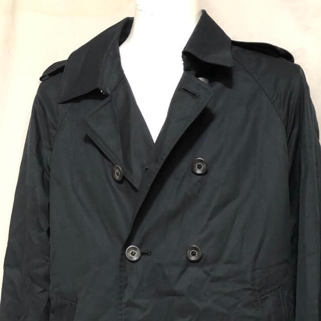 LAD MUSICIAN(ラッドミュージシャン)のLAD MUSICIAN ラッドミュージシャン トレンチコート 44 S メンズのジャケット/アウター(トレンチコート)の商品写真