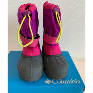 コロンビア(Columbia)のコロンビア  スノーブーツ  17(ブーツ)