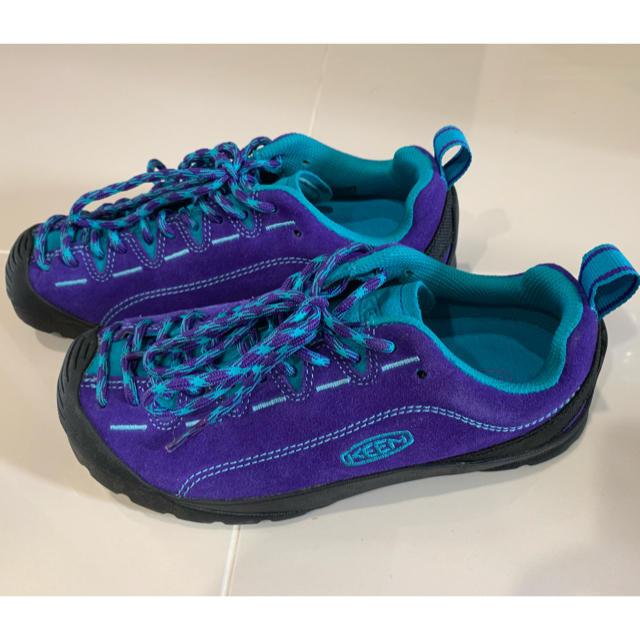 KEEN(キーン)のKEEN 23cm ブルー×パープル レディースの靴/シューズ(スニーカー)の商品写真