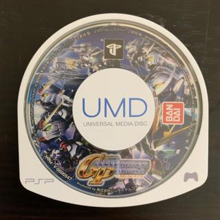 プレイステーションポータブル(PlayStation Portable)のSDガンダムGジェネ ポータブル PSP(携帯用ゲームソフト)