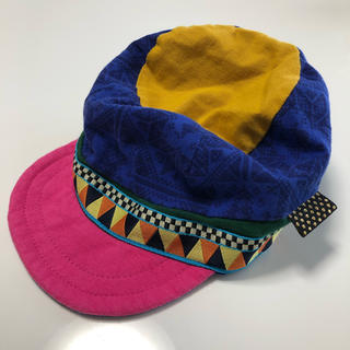 ブリーズ(BREEZE)のBREEZE♡リバーシブル キャップ 帽子(帽子)
