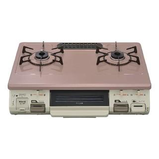 リンナイ(Rinnai)の【新品未使用】再々値下げ!リンナイ ガスコンロ ガステーブル KGM64PPKL(調理機器)