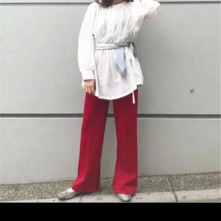 カスタネ(Kastane)のkastane ジャージスラックスパンツ(その他)