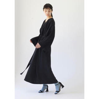 Drawer - foufou【THE DRESS #07】  黒/Sサイズ 19,800円