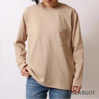 ダントン(DANTON)の人気 DANTON ダントン ベージュ(Tシャツ(長袖/七分))