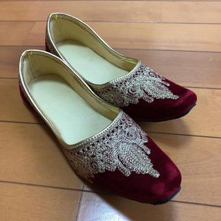 インド レディース 靴 アラビアンシューズ(その他)