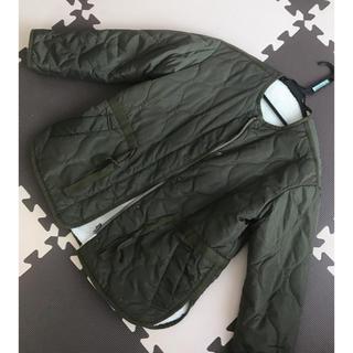 FRAMeWORK - ベイクルーズ  ノーカラー キルティングジャケット
