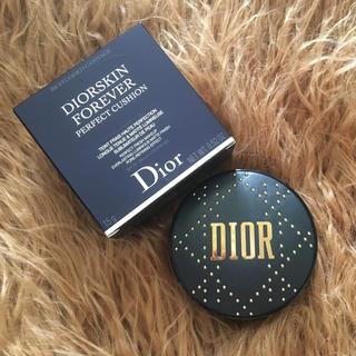 ディオール(Dior)の限定ケース!Dior スキンフォーエバークッション 010(ファンデーション)